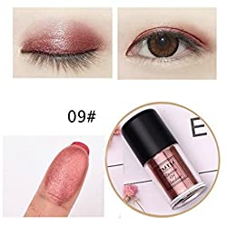 99native Native99 Cosmetics Eye shadow Color Makeup Pro Glitter Eyeshadow Powder 10 Colors (I)