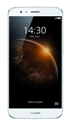 Foto Huawei G8, Smartphone, Display Touch 5.5 pollici (13.97cm), 32 GB Memoria Interna, 3 GB RAM, 4G, Android 5.1, Dual SIM, Color Champagne