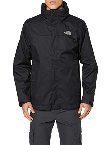 The North Face Evolve II Triclimate Chaqueta, Hombre, Negro (TNF Black), S