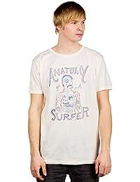 Quiksilver Nomad Anatomy Organic Short Sleeve T-Shirt