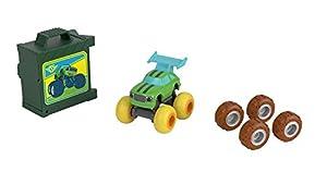 Blaze y los Monster Machines- Vehículos Taller de Ruedas, Coche Pickle (Mattel FHV39)