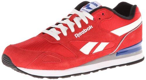 Reebok Royale Mission Classique Sneaker Stadium Red/Chalk/Tin Grey/White/Black/Reebok Roya
