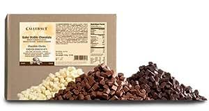 Callebaut bakestable chocolate chunks - Milk chocolate 2.5kg
