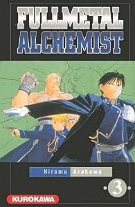 Fullmetal Alchemist Edition simple Tome 3