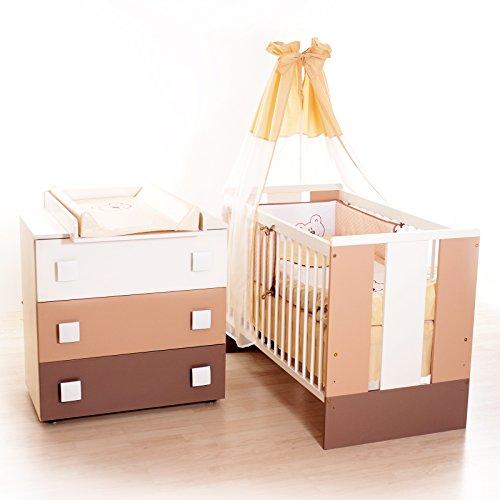 babyzimmer ausstattung babyzimmer ausstattung tlg. Black Bedroom Furniture Sets. Home Design Ideas