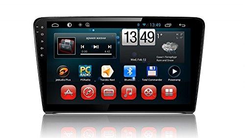 Gowe Android Full Touch 25,7cm Big Screen GPS Navigation für VW Volkswagen Santana mit Bluetooth/3G/WIFI/SWC/iPod/Canbus/Mirrorlink 3g Wifi Bluetooth