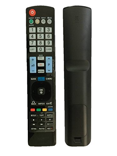 clob Universal TV Fernbedienung für LG TV Modell: 42PG2047LG5050PG20.
