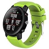 Bestow Amazfit Stratos Smart Watch 2 Soft Silicagel Reloj Deportivo Correa de Banda Reloj de Pulsera...