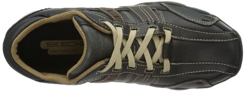 Skechers Diameter Vassell, Chaussures de ville homme Noir (Bktn)
