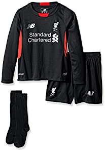 Balance Liverpool FC Home Infant set - Black, 18-24 Months by New Balance