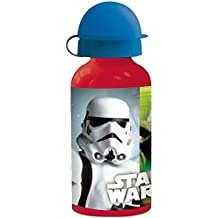 No Name Star Wars Aluflasche, open close Deckel