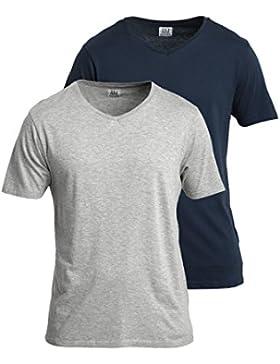 Smith and Jones - Camiseta - Básico - Manga corta - para hombre