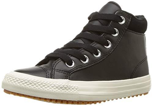 Converse Unisex-Kinder Chuck Taylor All Star PC Boot Sneakers, Mehrfarbig Burnt Caramel/Black 001, 38.5 EU