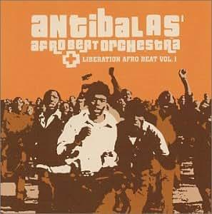 Vol. 1-Liberation Afrobeat