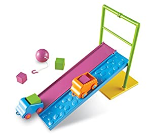Learning Resources- Set de Actividades de Stem-Fuerza y Movimiento, Multicolor (LER2822)