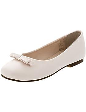 Max Shoes Bailarinas de Material Sintético Para Niña