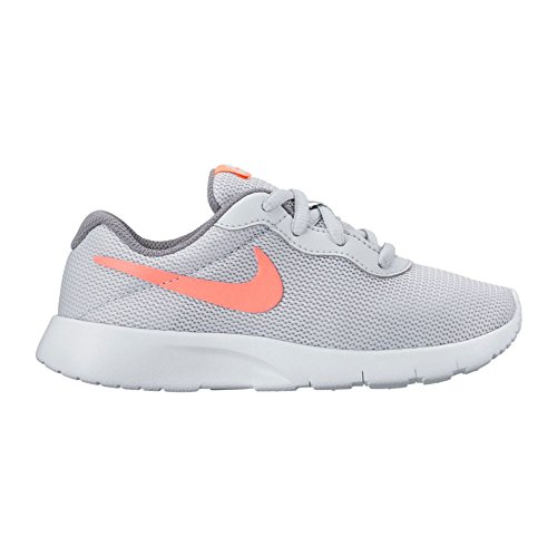 purchase cheap 1bd42 74399 Nike Tanjun (ps) Femme, Toile, Baskets Basses Multicolore. Chaussures ...