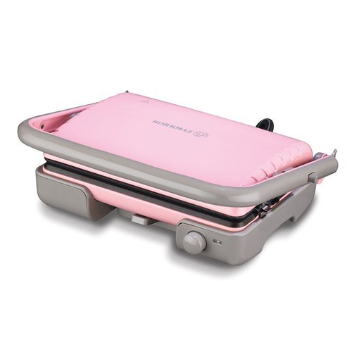Korkmaz A316 Toastella Toaster, rosa