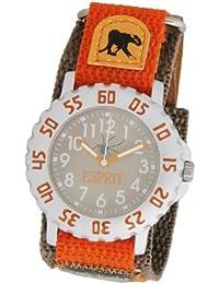Esprit Jungen-Armbanduhr Analog Quarz Plastik ES000U83031