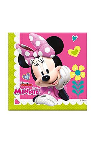 Serwetki Minnie Happy Helpers 33x33 cm, 20 sztuk