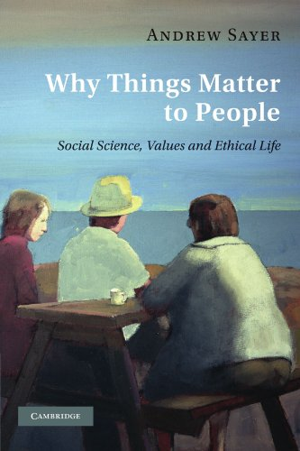 Why Things Matter to People Paperback