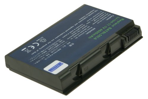 2-Power Laptop-Akku für Acer Aspire 3100 (11,1V/ 4600mAh, ersetzt Originalteil Nr. BATBL50L6)