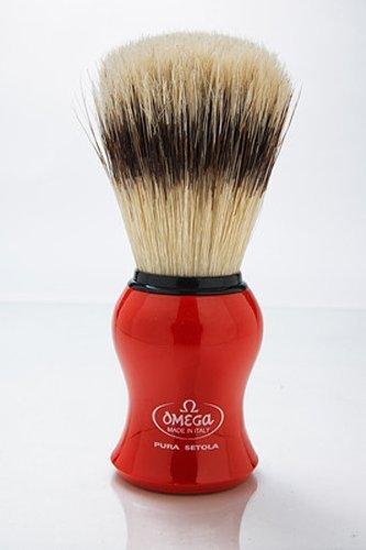 Omega 80265 Pure Bristle - Pennello da barba