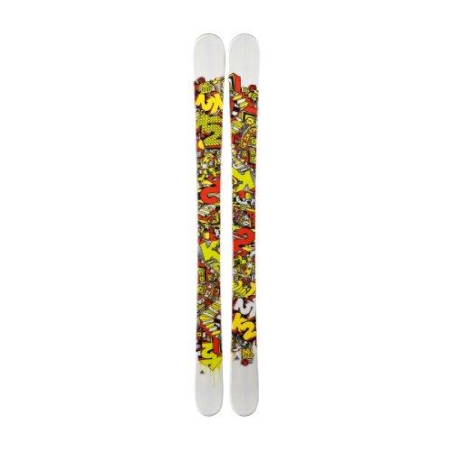 Kinder Freestyle Ski Set K2 Bad Seed 139 +Fastrak2 7.0 85mm 2014 You You (K2 Ski Freestyle Ski)