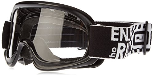 O'Neal Kinder B-Youth Goggle Schwarz Crossbrille RL Motocross MX DH Downhill, 6025K-201