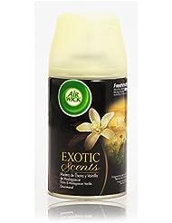 Désodorisant Air Wick Freshmatic Parfums exotiques, ébène 250ml