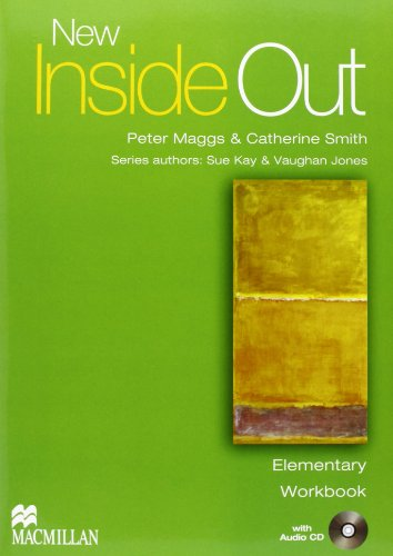 New inside out. Elementary. Student's book-Workbook. Without key. Per le scuole superiori. Con CD Audio