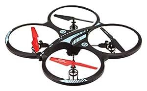 Arcade OrbitCAM XL Drone Quadrirotor Longue Portée avec Caméra - Noir