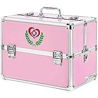 Medizin-Box-Multi-Layer-Erste-Hilfe-Kit Medizinische Box Familie Rosa preisvergleich bei billige-tabletten.eu