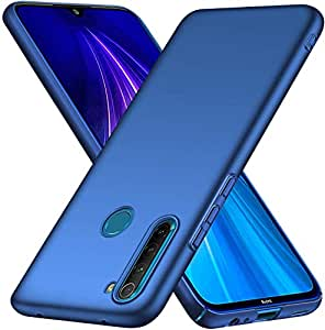 """WOW Imagine Redmi Note 8 """"All Sides Protection"""" Hard Back Cover Case 