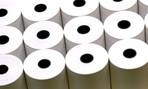 Retail Gurus - Rollos papel térmico caja 20 unidades