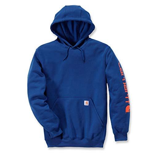 Carhartt Sleeve Logo Hooded Sweatshirt - Kapuzenpullover