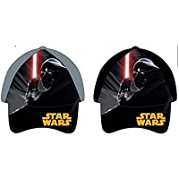 NICKELODEON Gorra Star Wars Darth Vader surtido