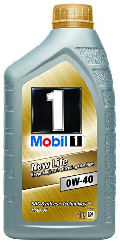 Preisvergleich Produktbild Mobil 1 New Life 0W-40 Motoröl, 1L