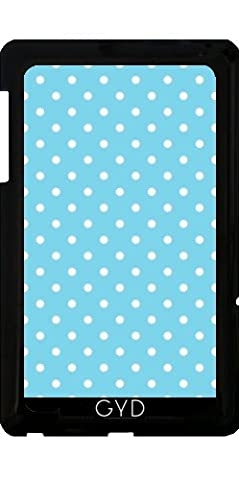 Coque pour Asus / Google Nexus 7 (2012 Version) - Girls Love Points - Bleu / Blanc by UtArt