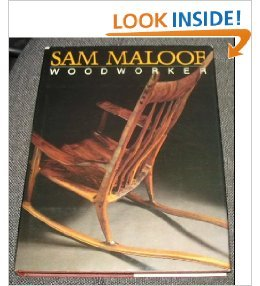Book's Cover ofSam Maloof Woodworker