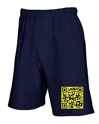 t-shirtshock-pantalons-de-survetement-courts-fun1133-custom-scannable-qr-code-t-shirt-taille-xl