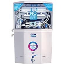 Kent Supreme RO+UV Water Purifier (Off-White)