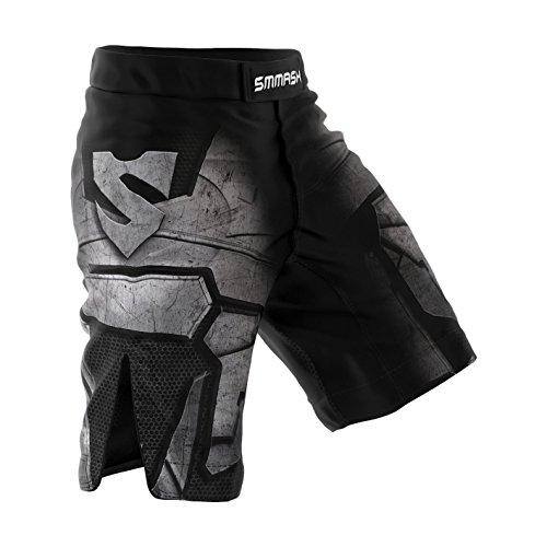 SMMASH MMA Pantaloncini DARK KNIGHT MMA BJJ UFC sport di combattimento (M)