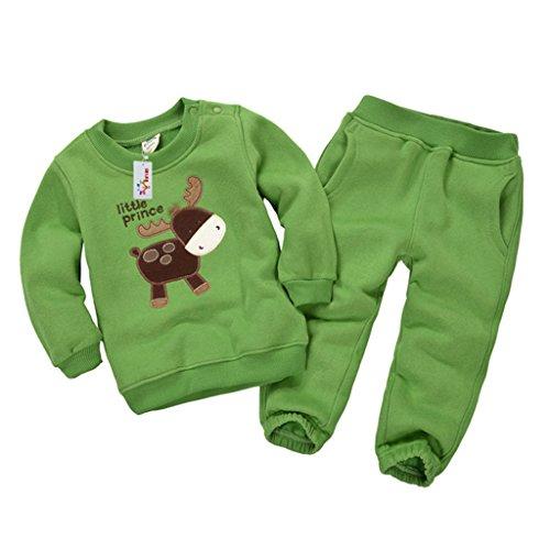 Vine Kinder Bekleidungssets Baby Bekleidung Sport Anzüge Sweatshirts Kind-Outfits Langarm Shirt + Hose