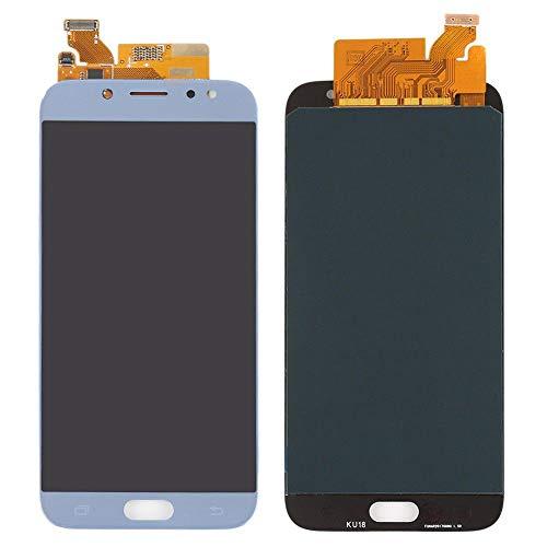 MMRM Pantalla Samsung Galaxy J7 2017 J730 J7 Pro LCD de Repuesto(For Samsung Galaxy J7 2017 J730 LCD Display Touch Screen Digitizer)_TFT Azul
