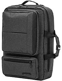 Roncato Desk - Bolsa/Mochila con Porta PC Negro Negro cm 32x45x16 Inch 12,