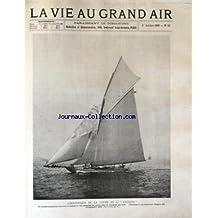 VIE AU GRAND AIR (LA) [No 55] du 01/10/1899 - L'HISTOIRE DE LA COUPE DE L'AMERICA - GOLF ET GOLFERS / M. FREEMAN - LE GENERAL HENRY NEWDIGATE