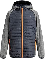 Jack & Jones Jjemulti Quilted Jacket Jr Chaqueta para N