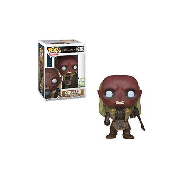 Funko Pop Grishnakh (El Señor de los Anillos 636) Funko Pop El Señor de los Anillos & El Hobbit