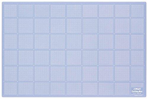 OLFA TCM - PLANCHAS DE CORTE DE 3 MM DE ESPESOR  COLOR TRANSLUCIDO (45 X 30 CM)
